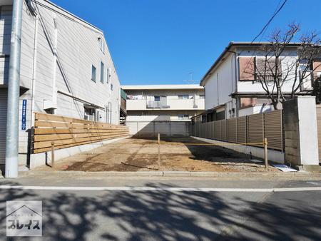 武蔵野市吉祥寺北町1丁目 建築条件付土地 <br>~南西側約5.3M道路に面す~
