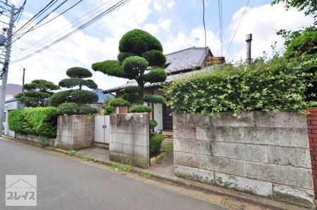 武蔵野市境3丁目 土地 <br>~緑に囲まれた閑静な住宅街~