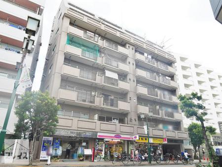 朝日三鷹マンション 3階