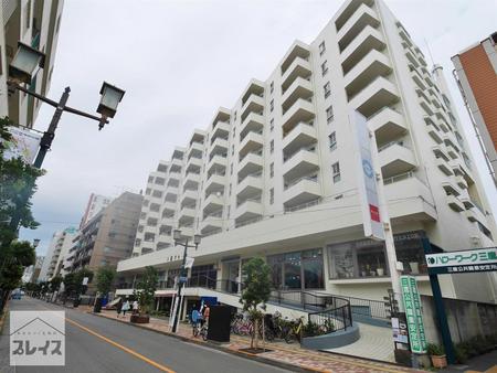 日生三鷹マンション2階  <br>~約98坪の店舗・事務所~