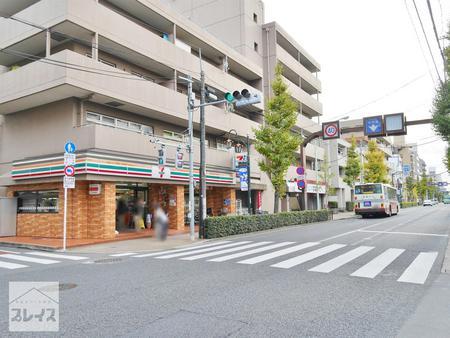 チサンマンション 4階<br>~三鷹駅へは1本道・バス利用も便利です~