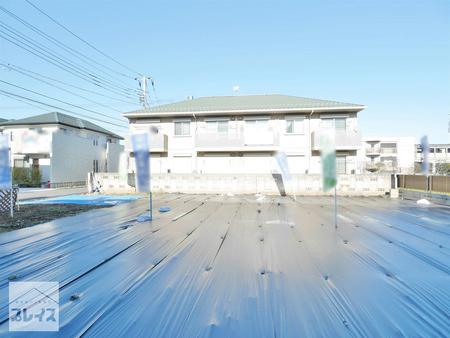 武蔵野市関前3丁目 土地 2区画(全2区画)<br>~間口約3mの敷地延長の土地です~