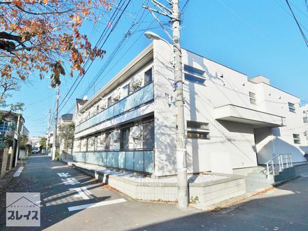 杉並区阿佐谷北3丁目 一棟マンション<br>~南西角地に位置する全24室の投資マンションです~