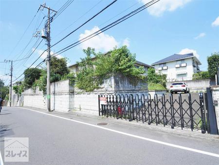 世田谷区岡本3丁目 土地<br>~人気の邸宅街~