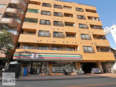 トーカンマンション三鷹 4階<br>~マンション1階にセブンイレブン~