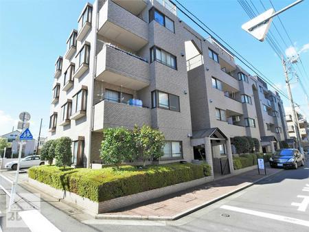 コスモ武蔵野 3階<br>~閑静な住宅街に佇む低層マンション~