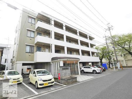 松戸市常盤平5丁目 一棟マンション<br>~駅徒歩3分で不動産投資を~